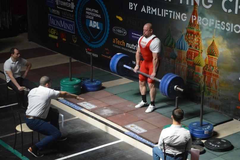 В Тольятти пройдет турнир по кистевой тяге гири и армлифтингу