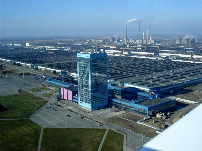 В правительстве региона обсудили улучшение социально-экономической ситуации в Тольятти