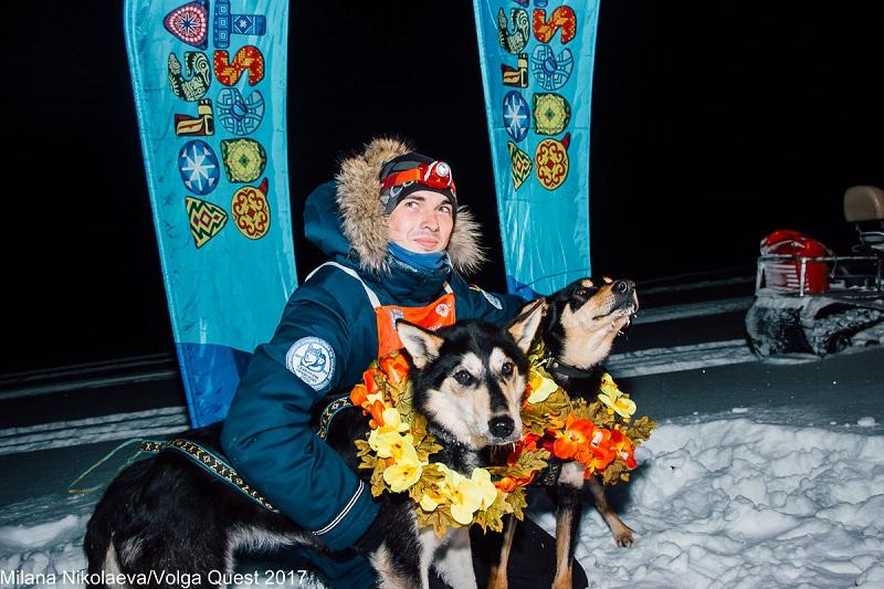Арсений Тюрюмин: «Приятно удивлён, что наши российские гонщики подтягиваются всё выше и выше»
