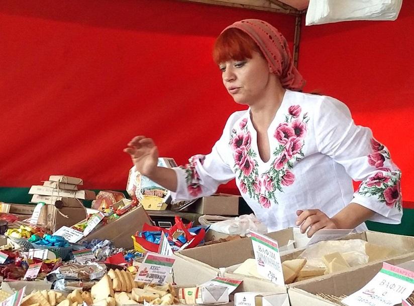 В тольяттинских ярмарках принимает участие половина сельхозпроизводителей региона