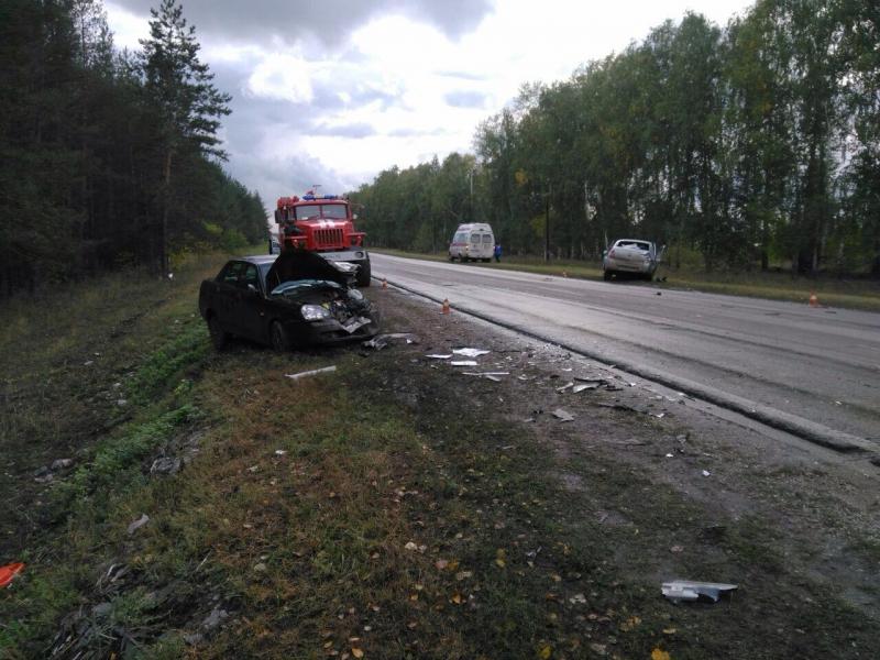 На мужчину, устроившего под Тольятти ДТП с тремя пострадавшим, завели уголовное дело