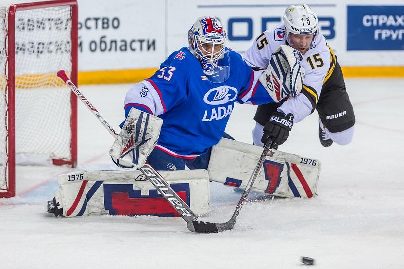 последний матч лады тольятти по хоккею