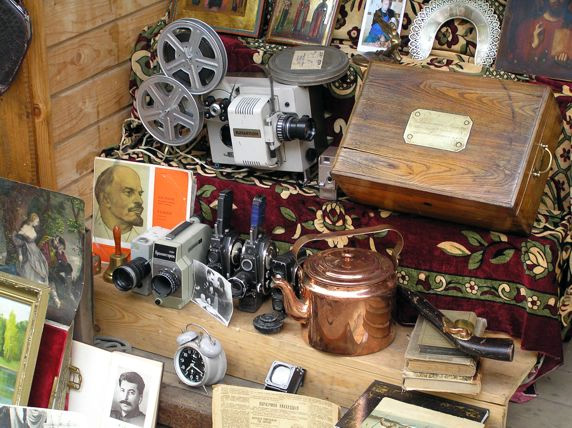 Тольяттинцы узнали тайны старинных вещей