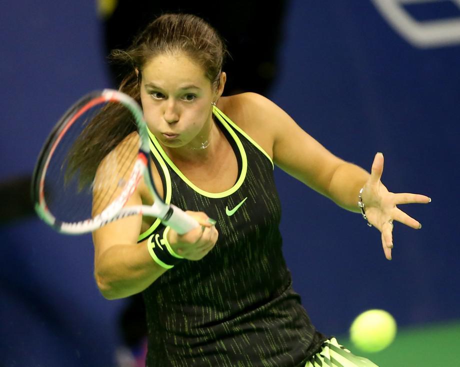 Дарья Касаткина завершила свое выступление на турнире в Санкт-Петербурге