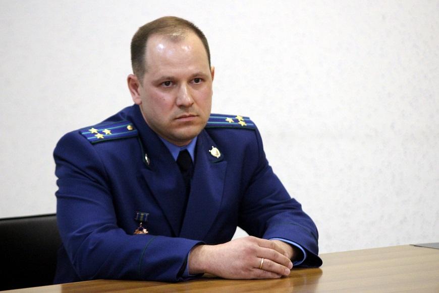 В Тольятти представлен новый прокурор города