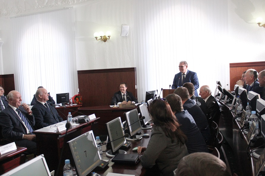 Николай Меркушкин и Дума Тольятти несут ответственность за работу нового главы города