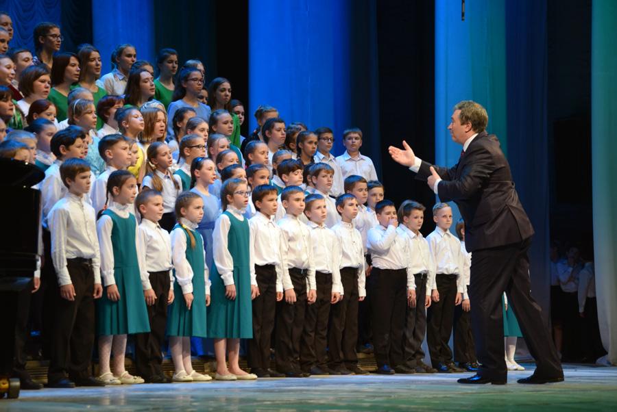 В Тольятти прошел гала — концерт Всероссийского фестиваля «Благодатное лето. Жигули 2017»