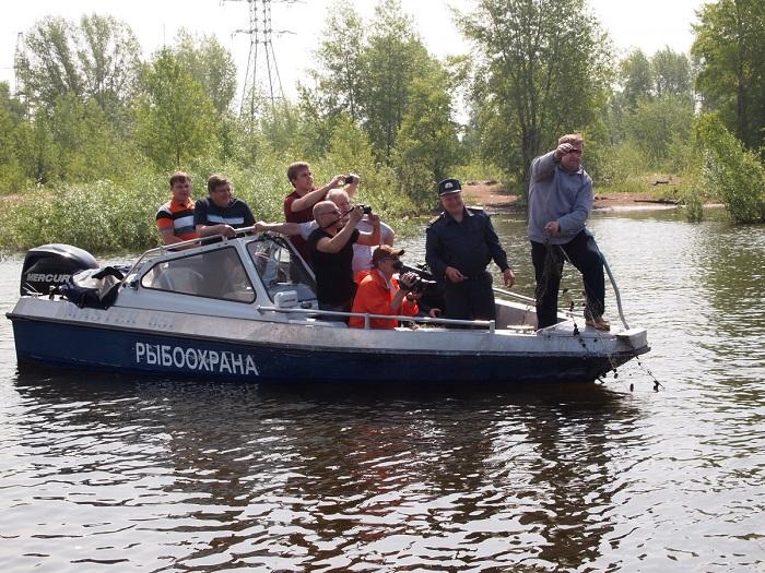 Активисты очистили водоемы Самарской области от сетей
