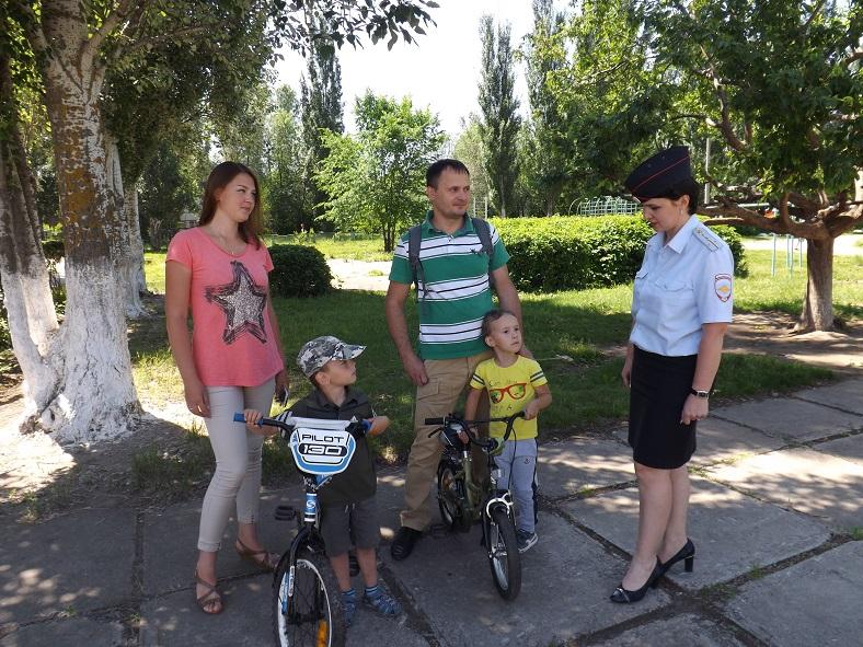 В Тольятти очередной юный велосипедист оказался под колесами машины