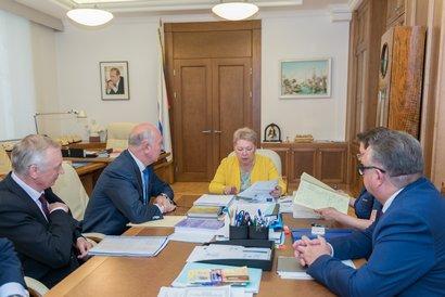 Губернатор Самарской области встретился с Министром образования и науки РФ