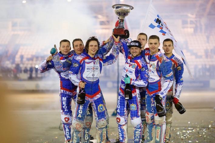 «Мега-Лада» стала чемпионом России!