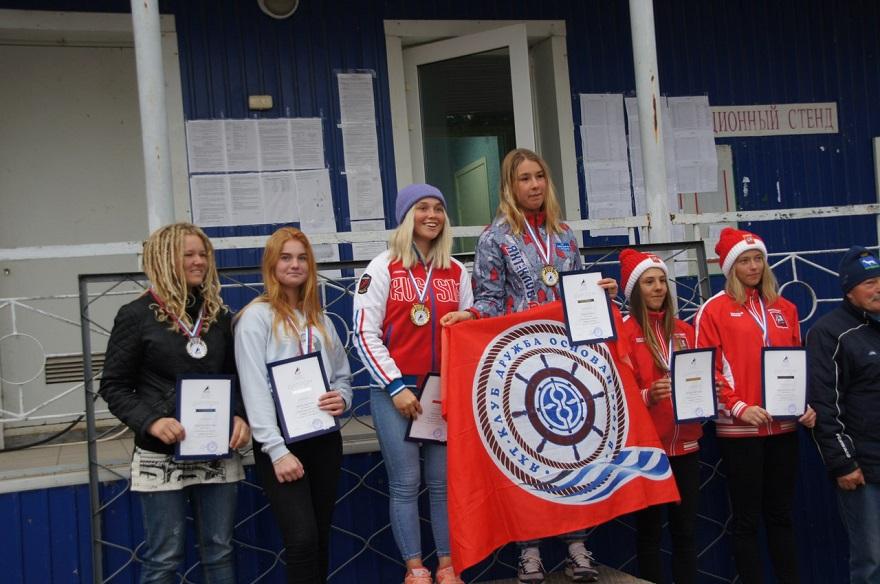 В Тольятти завершились Первенство и Чемпионат России по парусному спорту