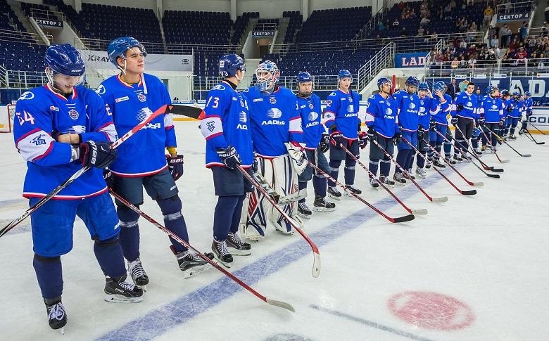 Сегодня «Ладья» стартует в новом сезоне МХЛ