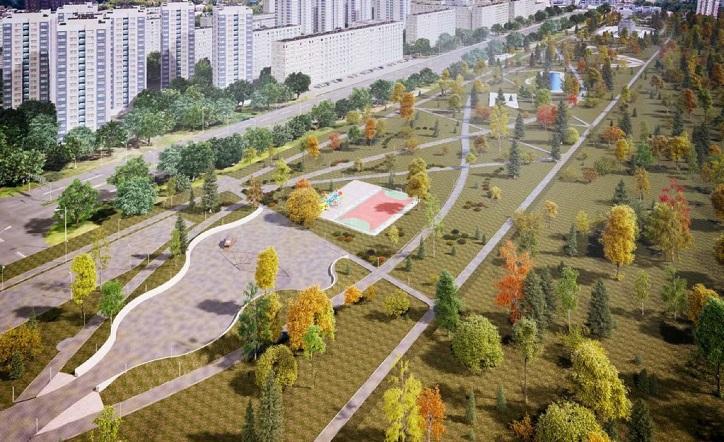 Неделя Тольятти: Стройка сквера в Парке Победы, сокращения на АВТОВАЗе и новые квитанции ЖКХ