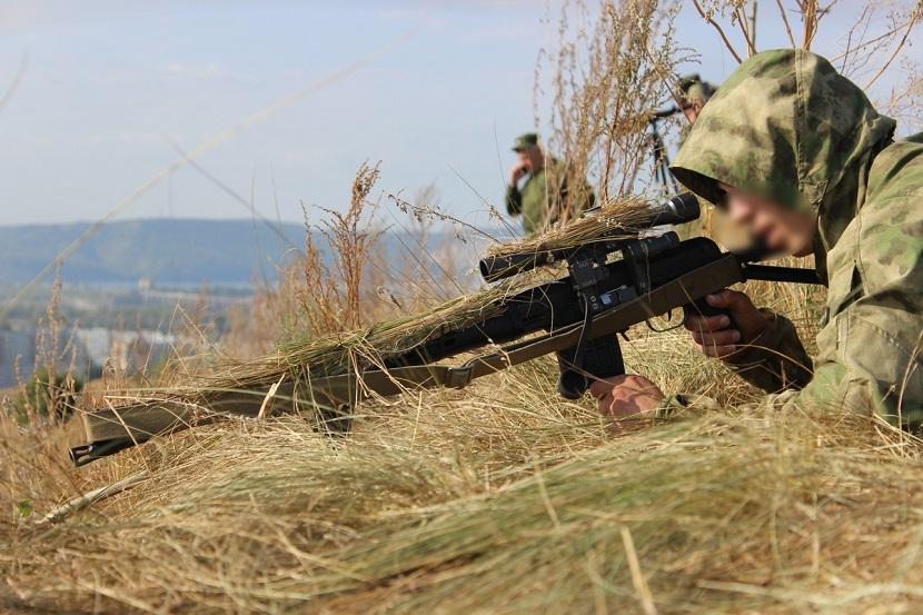 В Тольятти прошел учебно-методический сбор снайперов Росгвардии