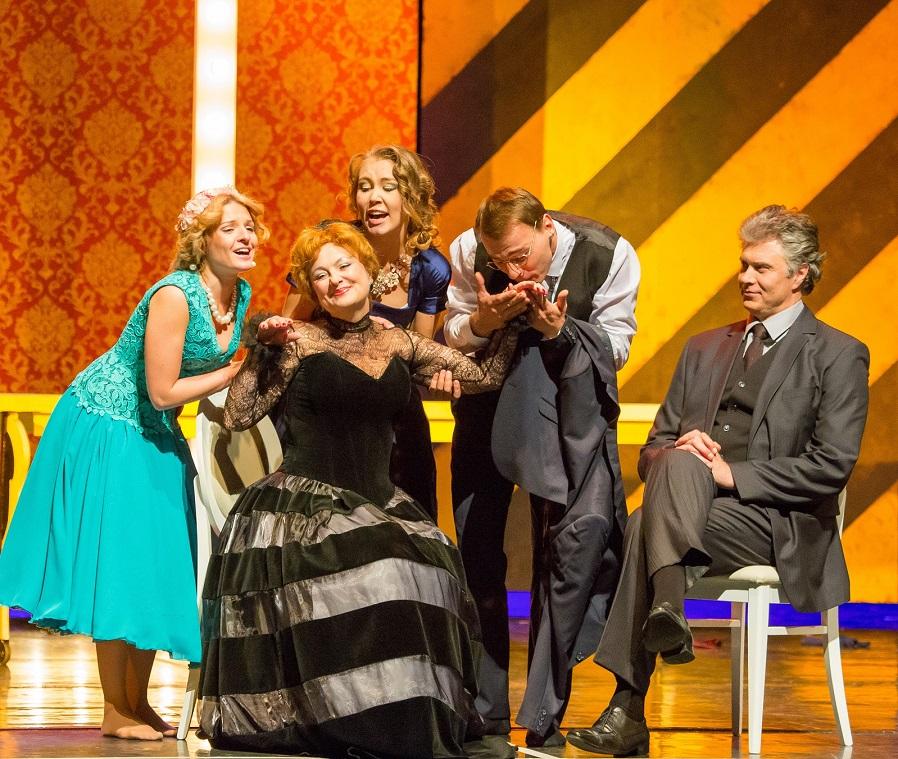 Театр «Колесо» примет участие в фестивале «Волга-театральная»