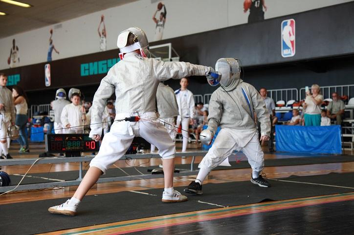 В Тольятти развивается школа фехтования