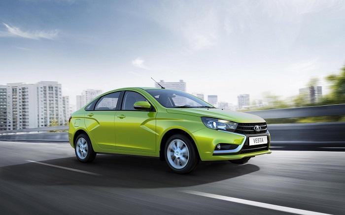 Lada заняла четвертое место в Европе по динамике продаж