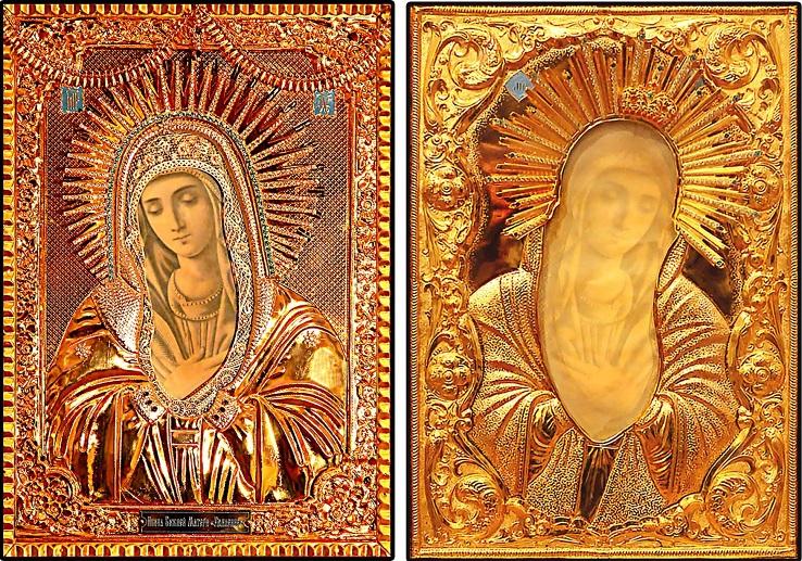 В Тольятти привезут мироточивую икону Пресвятой Богородицы