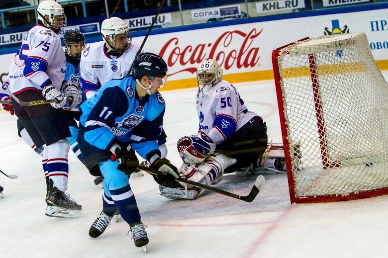 «Ладья» проиграла два матча «Сибирским Снайперам» с общим счетом 2:11