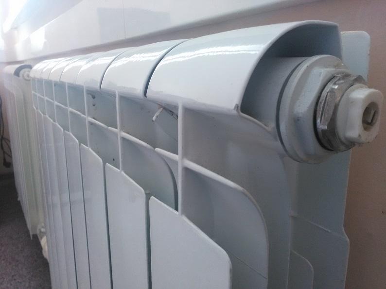 При капремонте будут использовать отечественные радиаторы