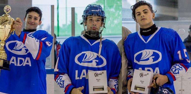 Три тольяттинских хоккеиста вызваны в Сборную России