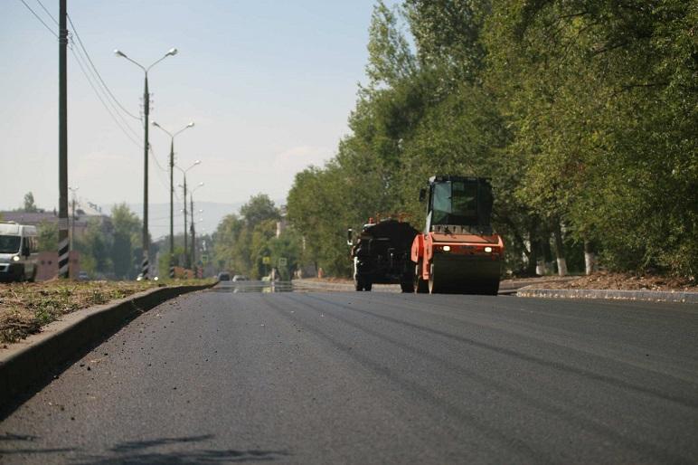 В Тольятти полным ходом идет ремонт дорог: последние новости