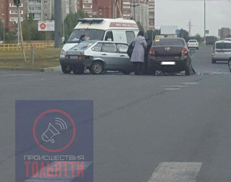 В ГИБДД сообщили подробности аварии на «тещином языке» в Тольятти