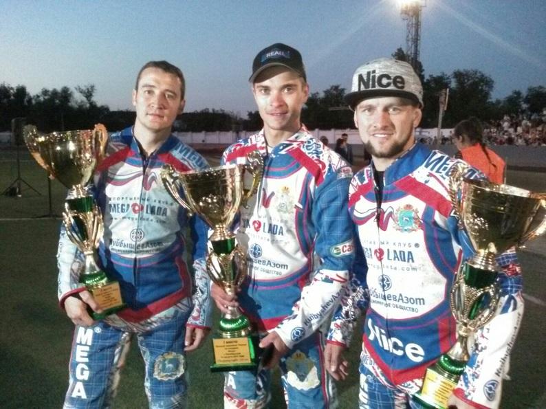 Тольяттинец Андрей Кудряшов стал чемпионом России по спидвею