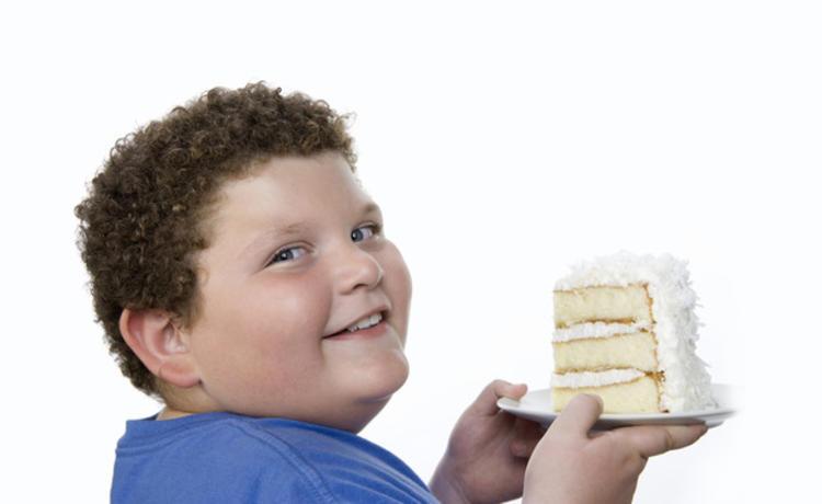 В России страдающих ожирением детей стало в два раза больше