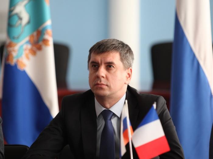 Сергей Андреев будет работать в правительстве Самарской области