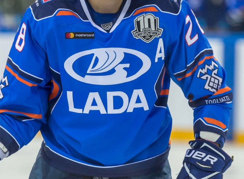 «Лада» проиграла московскому «Динамо»