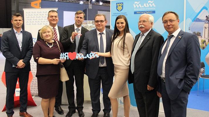 Глава города и депутаты приняли участие в открытии MOTOREXPO-2017