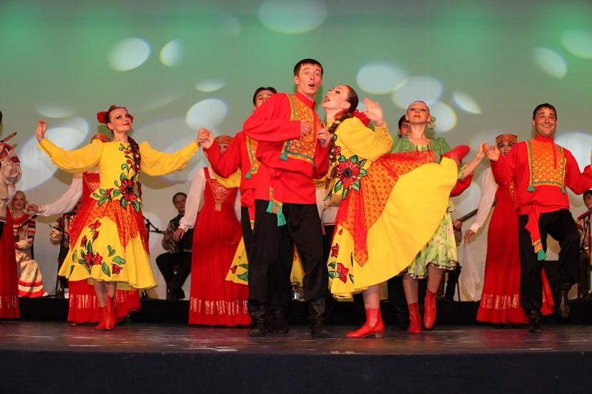 Прославленный Сибирский русский народный хор выступит в Тольяттинской филармонии