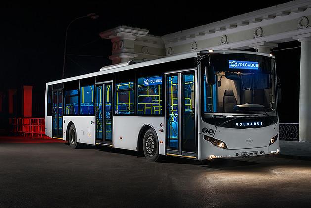 Завтра тольяттинским журналистам покажут новые автобусы