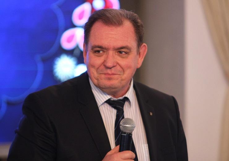 Сергей Анташев в Москве участвует в съезде 300 мэров
