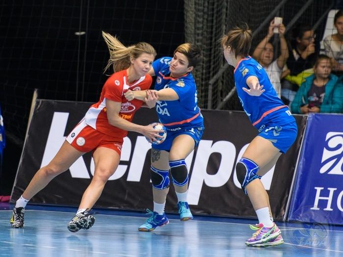 Гандбольная «Лада» потерпела первое поражение в чемпионате России. Лишь в одиннадцатом матче