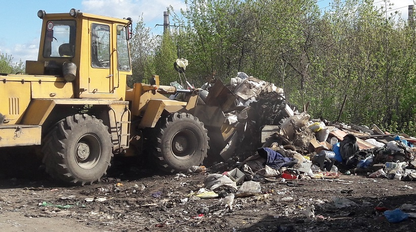 В Тольятти остается 48 свалок, на ликвидацию которых необходимо 89 млн рублей
