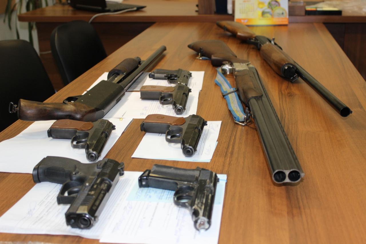 Жители Самарской области сдали более 18 тысяч патронов