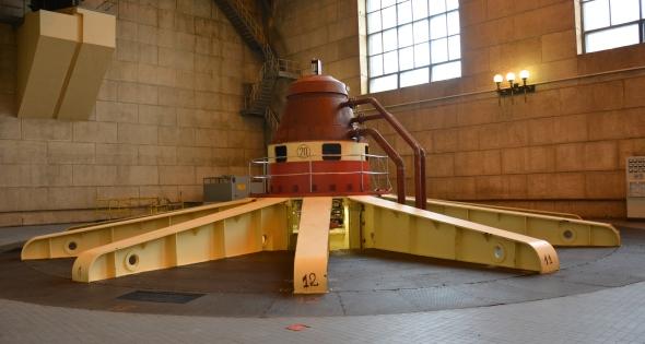 На Жигулевской ГЭС завершена замена гидротурбин