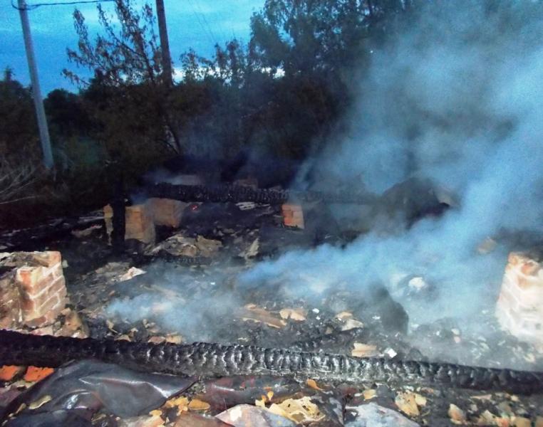 В Самарской области мститель сжег склад 62-летнего предпринимателя из-за споров о зарплате