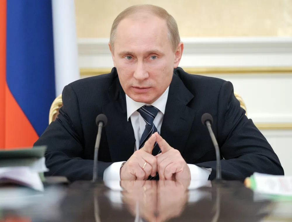 Владимир Путин: Налоги не возрастут доконца 2018-ого года