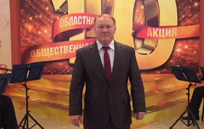 Тольяттинец стал лауреатом областной акции «Народное признание»