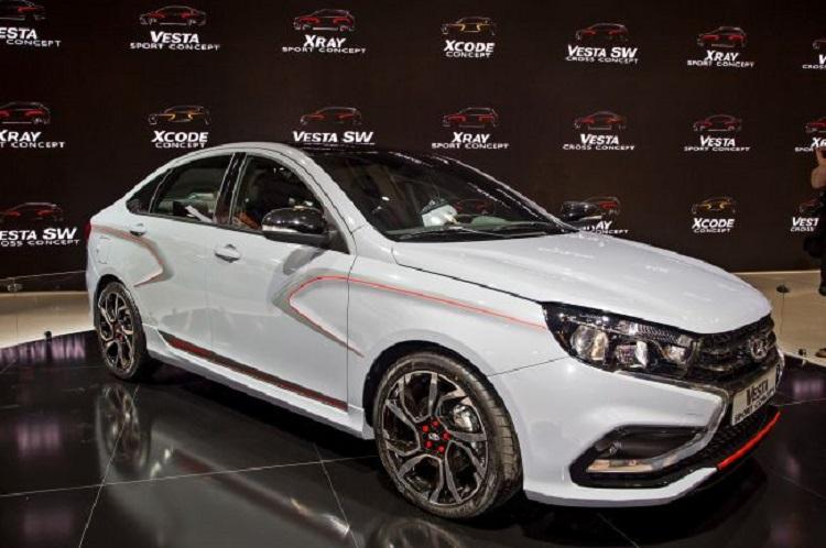 Волжский автомобильный завод вывел на тестирования новейшую Лада Vesta Sport