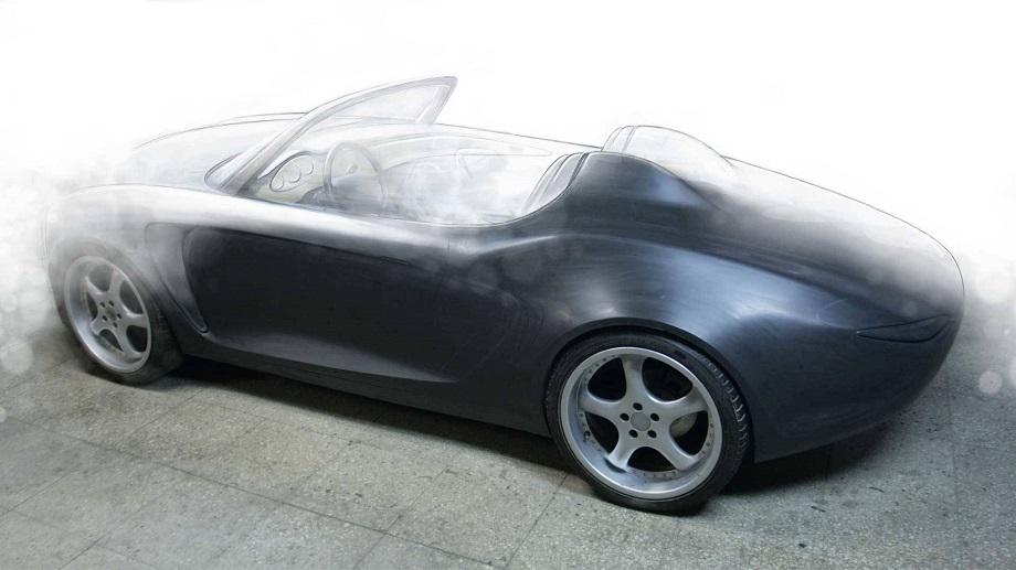 В Тольятти создают спортивный автомобиль на воздушной подушке (фото)