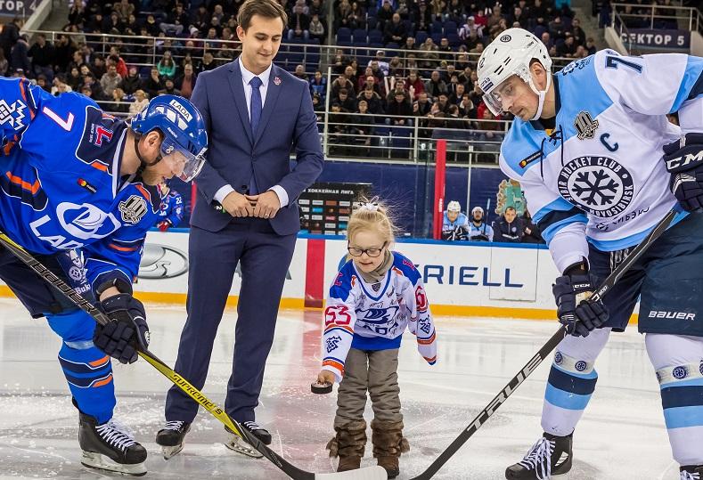 «Сибирь» одержала волевую победу над «Ладой»— Хоккей