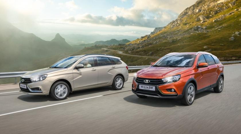 АЕБ: Продажи новых авто в РФ вконце зимы увеличились практически начетверть