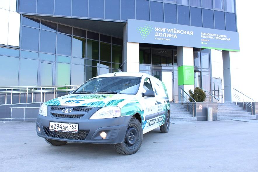 ВРФ создали автомобиль, работающий на 3-х видах топлива