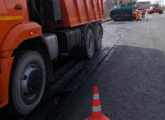 Ремонт тольяттинских дорог набирает обороты