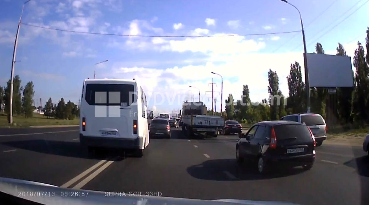 Тольяттинских водителей штрафуют по видео в соцсетях